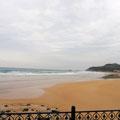 Strand an der spanischen Atlantikküste.