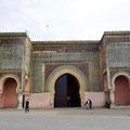 Bab Mansour.