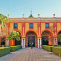 Sevilla - Real Alcázar - Palast