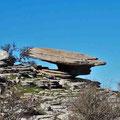 El Torcal - Ufo aus Stein