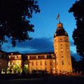 Abendstimmung Schlosspark Karlsruhe