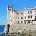 Castello Miramar Triest