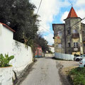 Fahrt von Lissabon nach Foz do Arelho.