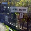 Wir sind immer noch in Italien - auch wenn man es bei den Ortsnamen kaum glauben möchte!