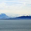 Lindau - Blick auf die Alpen.