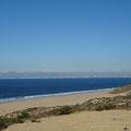 Strand bei Sesimbra.