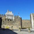 Altstadtdetail Beja - Festung