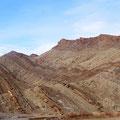 Berglandschaft bei Imilchil.