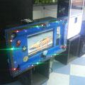 Rockola Billar azul 57