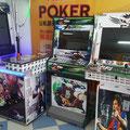 Maquinas Arcade, Maquinas Neo geo