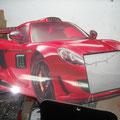 Rockola con estilo carro deportivo 18