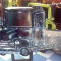 Rockola camioneta clasico negro 107