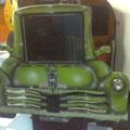 Rockola carro clasico 108