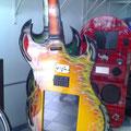 Rockola con estilo guitarra 104