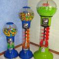 maquina dulces, maquinas de chicles, maquinas dispensadoras de dulces