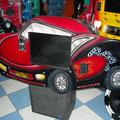 Rockola carro pintado 110
