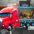 Rockola Camion Rojo 16