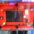 Rockola billar rojo 60