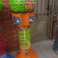 Dispensadora de dulces