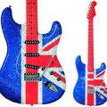 Rockola con estilo guitarra rock 102