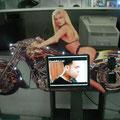 Rockolas moto chica 138