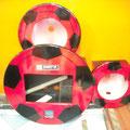 Rockola balon rojo 66