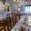La Salle de Restaurant, Repas de Fête.