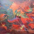 Mi-saison-Acrylique et mixtes sur toile galerie- 30x40 pouces