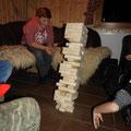 Der Turm stürzt!!!!