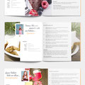 B2B baking booklet