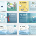 B2B environment booklet for kids
