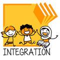 Logo Integration, Entwurf und Umsetzung für die Stadtbücherei Burghausen, 2016