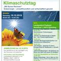 Klimaschutztag 2019, Anzeige OVB, September 2019