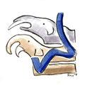 Logoentwicklung, Ebinger Urelefant