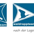 Optimierung des Waldrapp Logos