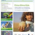 Prima Klima Kids, Print Anzeige für das Landratsamt Mühldorf a. Inn, April 2019