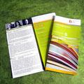 Veranstaltungs-Folder für die Stadtbücherei Burghausen, Jan. 2017