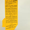 Kodak 620 Werbung Buchzeichen  ©  engel-art.ch