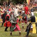 In der Schlacht mit Philipp Konradin vom Planbach