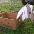 Motto Kindergeburtstag Motto-Kindergeburtstag Pferd Indianer Spiel basteln Kinder Geburtstag Handmade Handarbeit