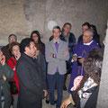 Benedizione del parroco Agatino Acireale