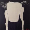 She - wool - 150 x 150