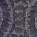 68.70.50 blau/grau gem. nur für  KISSEN und DECKEN