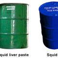 squid liver