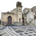 Contratto di Quartiere II Vizzini - Piazza San Michele Arcangelo - Rendering