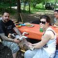 LeeLoo al picnic