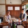農の間 日本酒試飲
