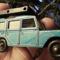 Frühe Leidenschaft: mein Lieblingsspiezeuglauto (Land-Rover Safari von Matchbox, ca. 1971)