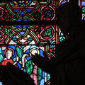 Fenster im Notre Dame