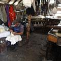 Käseherstellung in den Karpaten